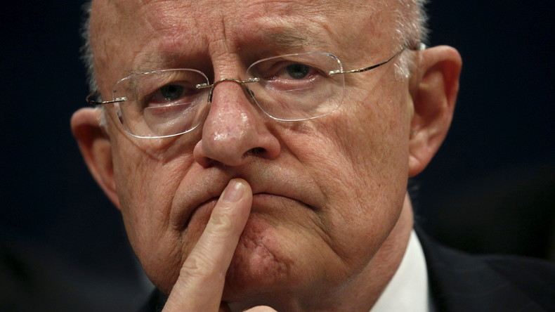 """Fragiler Wissensstand bei US-Geheimdienstchef über RT: """"Ich glaube, es gibt einen RT-Kanal hier"""""""