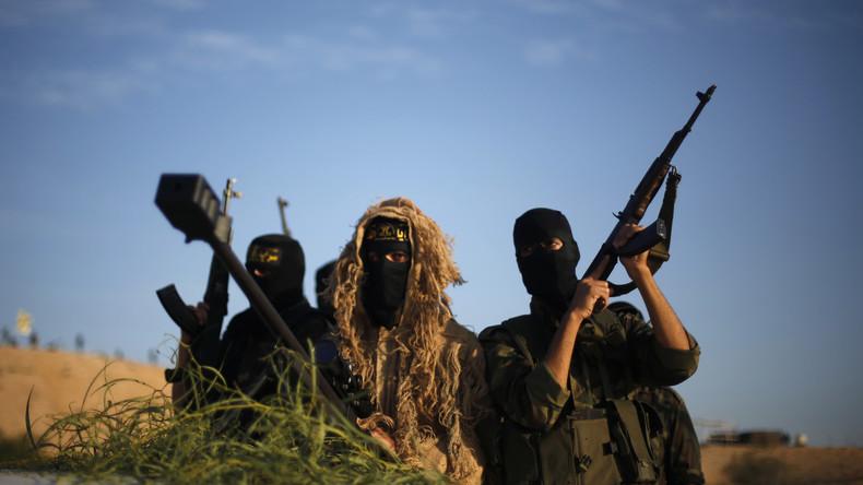 Islamischer Staat und Taliban erklären einander Heiligen Krieg