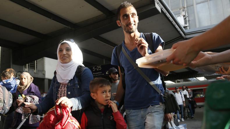 Zahl der Asylsuchenden in Deutschland 2016 um zwei Drittel geschrumpft