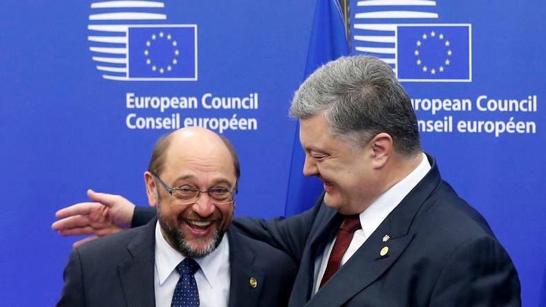 Köder für die Demokratie: EU lässt sich 2017 ukrainische NGOs Millionen Euro kosten