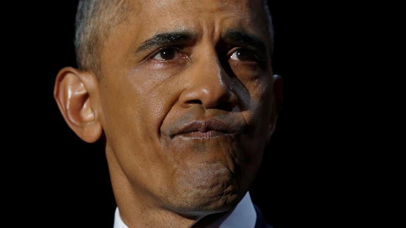 """Obama zieht in Abschiedsrede Bilanz: """"Das am meisten respektierte Land der Welt"""""""