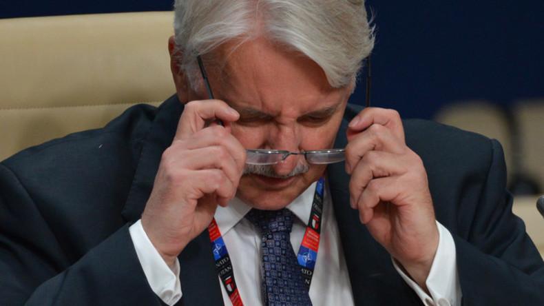 Polnischer Außenminister schlägt Treffen mit Amtskollegen aus imaginärem Land vor