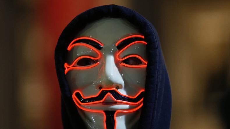 Anonymous-Aktivist zu RT: US-Geheimdienste haben keine Ahnung vom Hacken