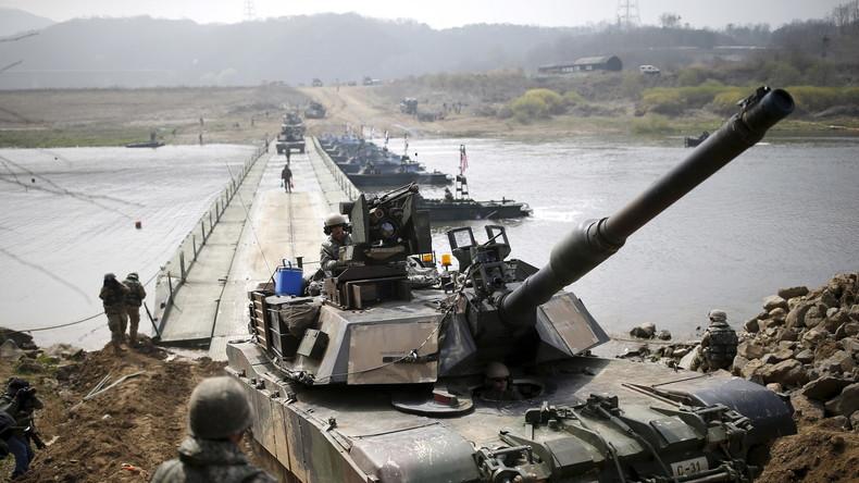 Forcieren die USA einen Krieg gegen Nordkorea?