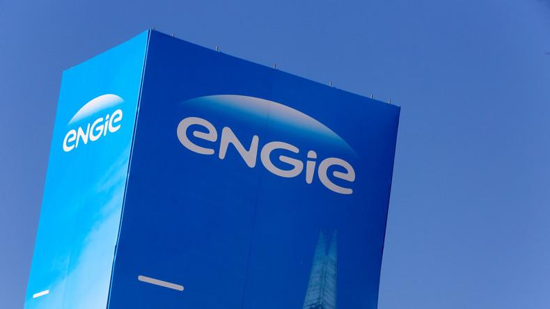 Französisches Energieunternehmen Engie beginnt mit Gaslieferungen an die Ukraine