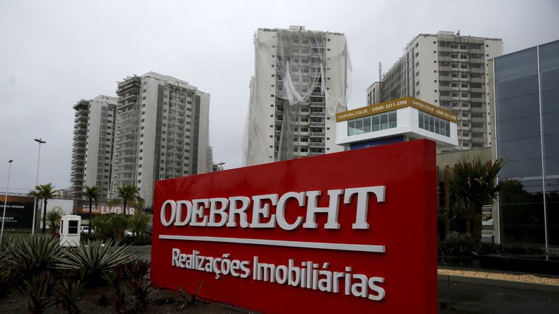 Weltweiter Korruptionsskandal: Odebrecht-Konzern muss 3,5 Mrd. Dollar Entschädigung zahlen