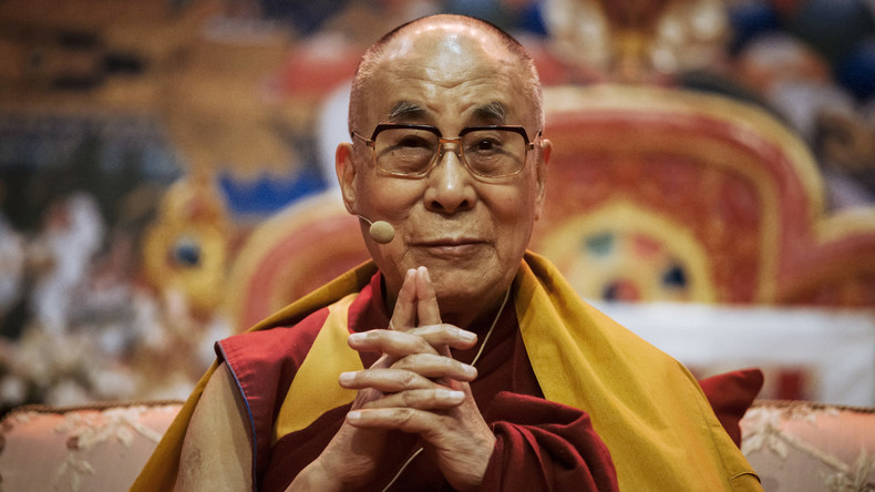 """Interview mit Dalai Lama: """"Vor hundert Jahren wäre ich Revolutionär in Russland gewesen"""""""