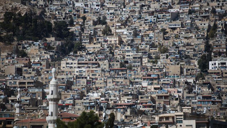 Mindestens sechs Tote bei Selbstmordanschlag in Damaskus
