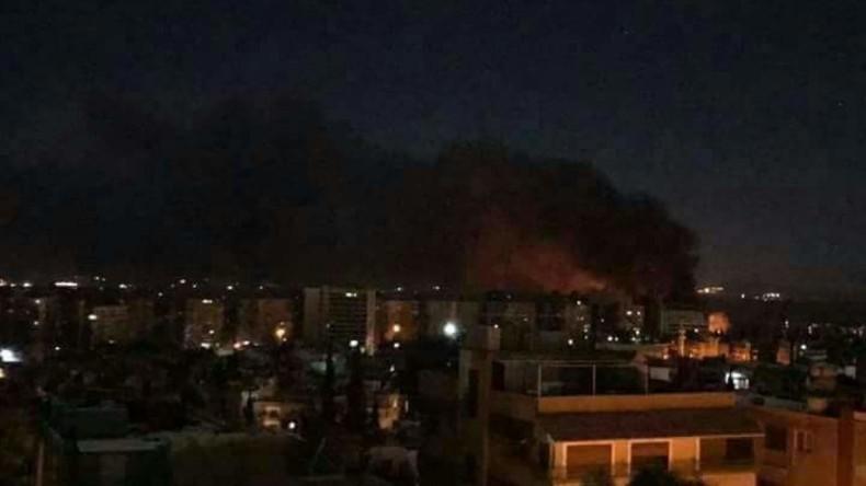 Medienberichte: Israel verübt Raketenangriff auf Militärflughafen in Damaskus