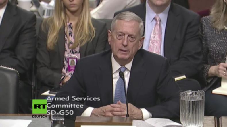 Zukünftiger US-Verteidigungsminister: Russland verantwortlich für stärkste Angriffe auf Weltordnung