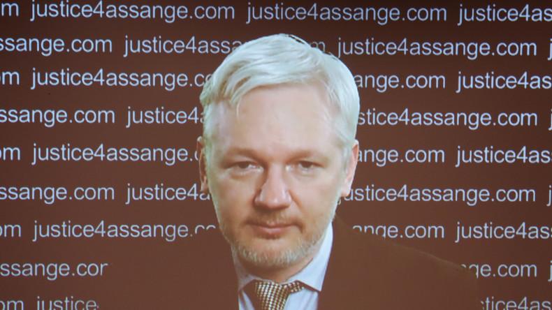 WikiLeaks nennt Umstände, unter denen Assange Auslieferung an USA zustimmt