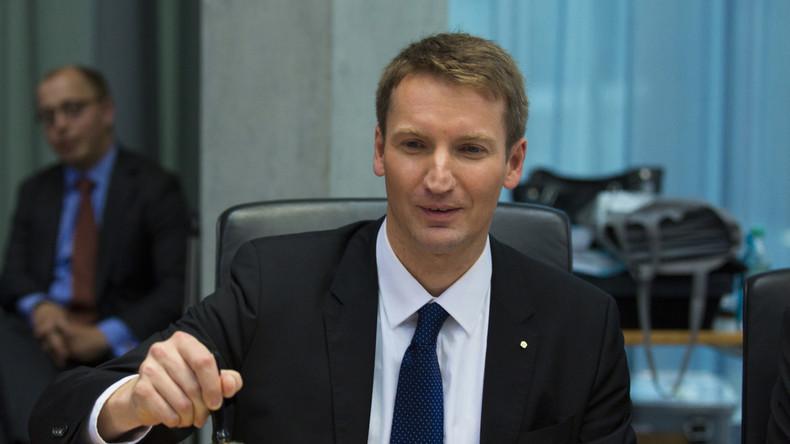 Aus der Rubrik Schnellschüsse: CDU-Politiker Sensburg fordert Zensur-Infrastruktur im Internet