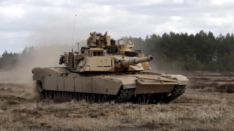 Kreml: US-Panzer und Soldaten in Polen und Baltikum stellen Gefahr für Russland dar