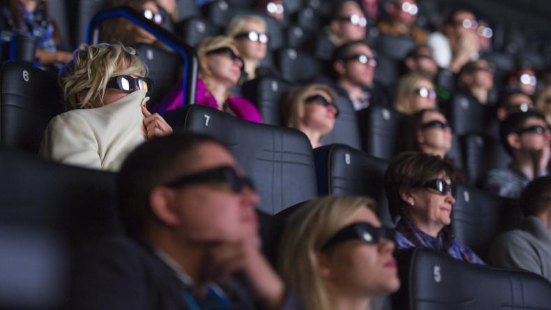 China überholt die USA in Anzahl der Filmtheater