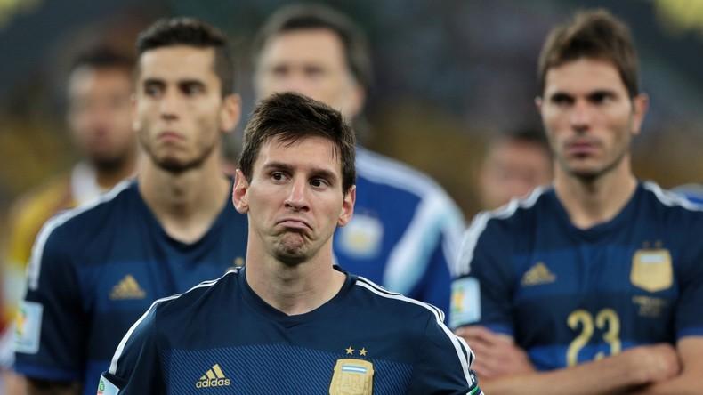 FC-Barcelona-Mitarbeiter äußert sich abwertend über Lionel Messi aus und wird entlassen