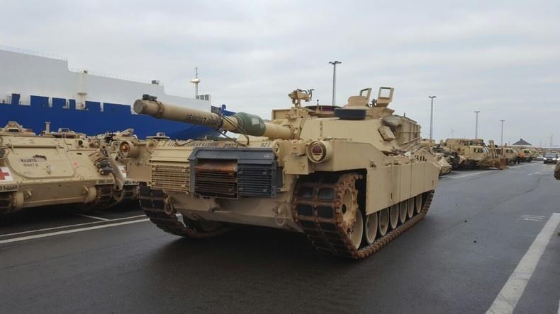 """Proteststimmen deutscher Friedensaktivisten gegen US-Truppen: """"Niemand weiß was passieren wird"""""""
