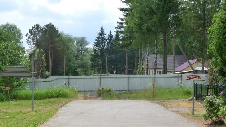 Litauen wird Schutzwall an Grenze zu Russland errichten lassen