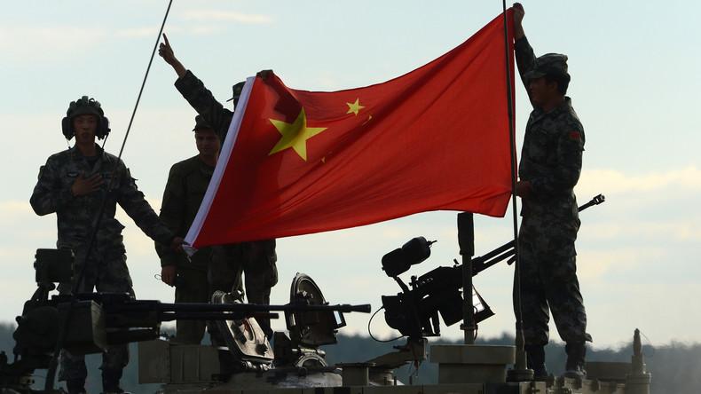50 hochrangige chinesische Militärs treten in Ruhestand