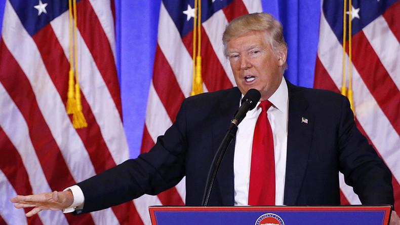 """Trump: Geheimdienst-Insider nennen Dossier mit """"kompromittierenden Beweisen"""" Fälschung"""