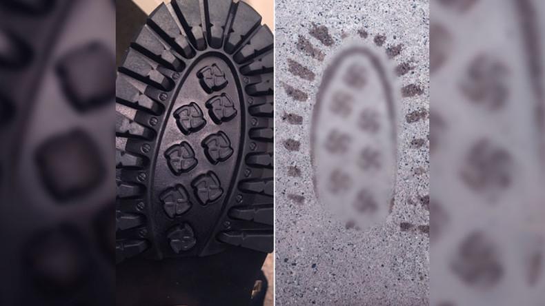 US-Schuhhersteller ruft das Modell mit Hakenkreuz-Sohlen zurück