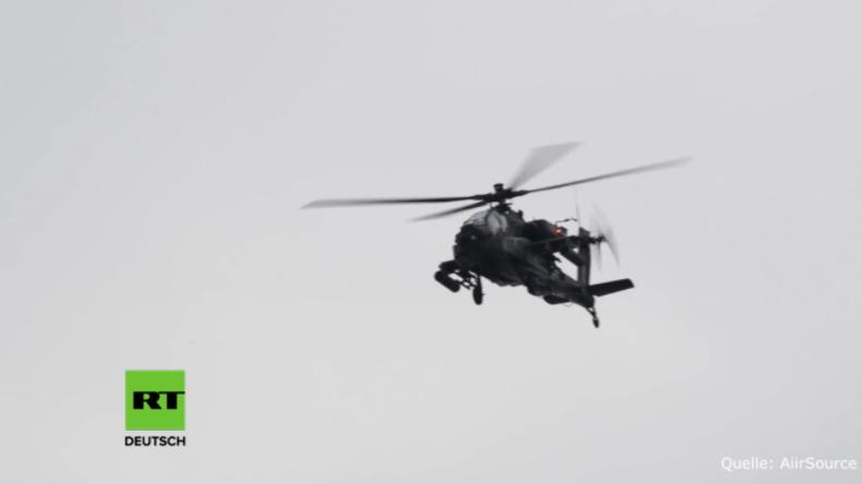 """""""Atlantic Resolve"""" auch in Bayern: US-Militär wird massiv aufgestockt - Bürger protestieren"""