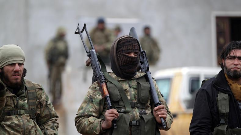 Syrien: Terroristen erschießen Unterhändler für nationale Versöhnung in Wadi Barada