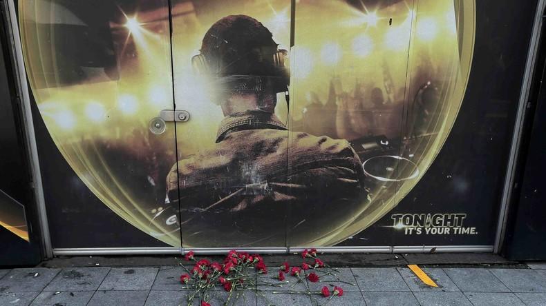 Angreifer auf Istanbuler Nachtklub festgenommen und geständig