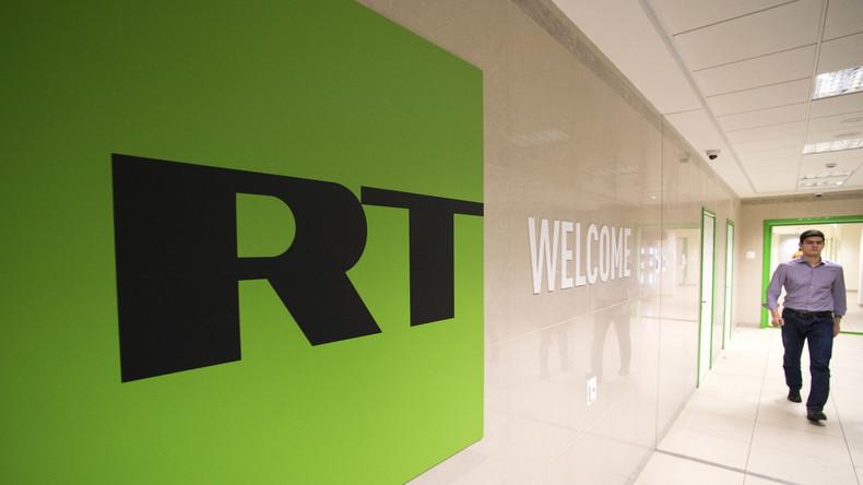 RT wird Teil des offiziellen UNO-Fernsehnetzes
