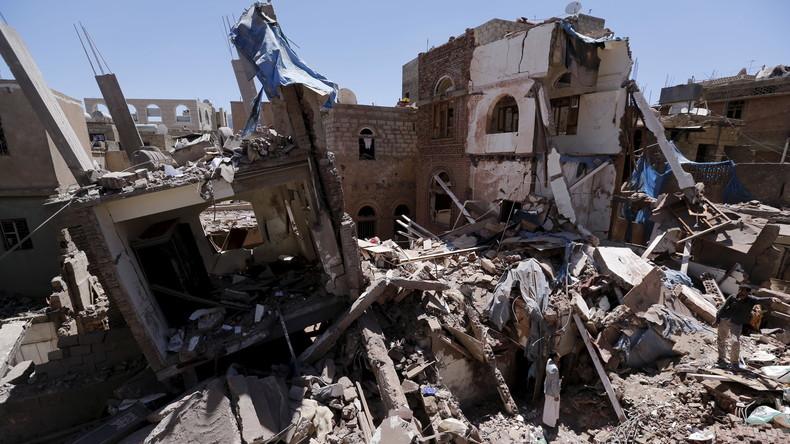 """""""Bombardierungspraktikum"""" - Bundesakademie für Sicherheitspolitik würdigt saudische Piloten im Jemen"""