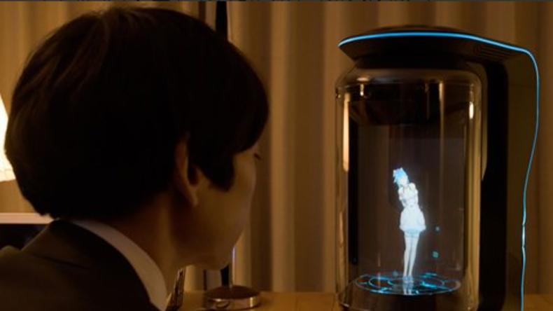 Einsamkeit in Japan: Meine Freundin, das Hologramm