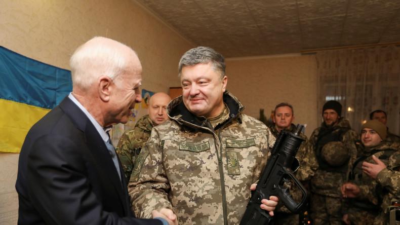 Trump-Effekt in der Ukraine: Gegenwind für die Hardliner in Kiew