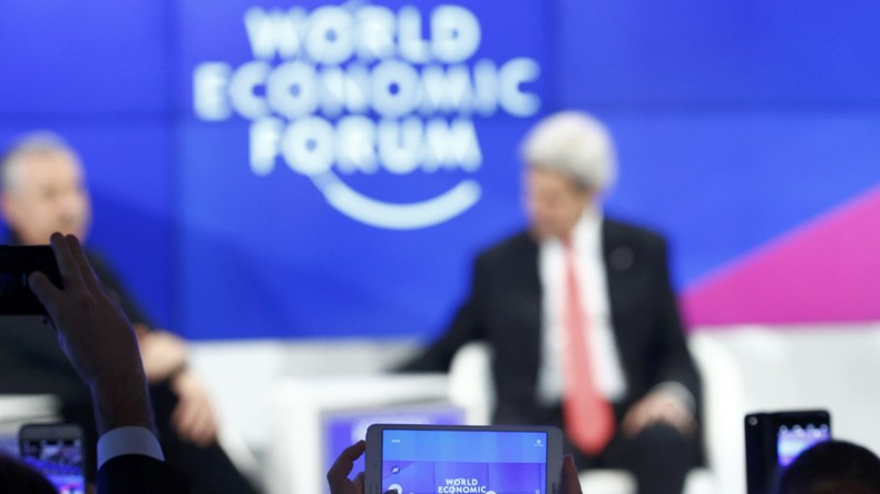 Der besorgte Jetset: World Economic Forum Davos 2017