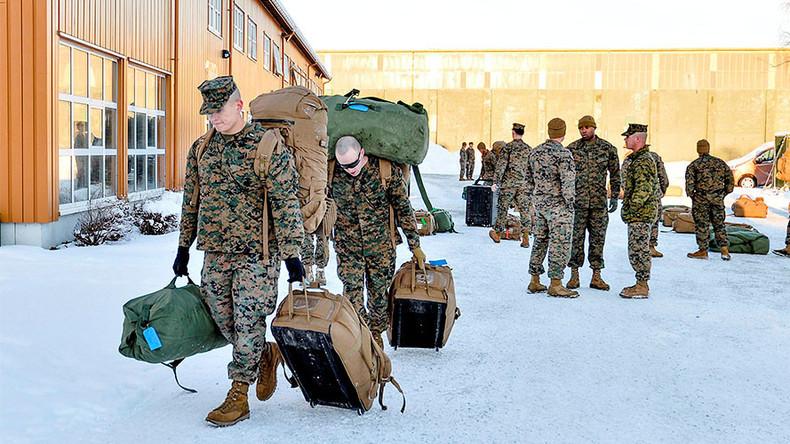 US Marines landen in Norwegen – Abschied von Nachkriegsabkommen mit Russland