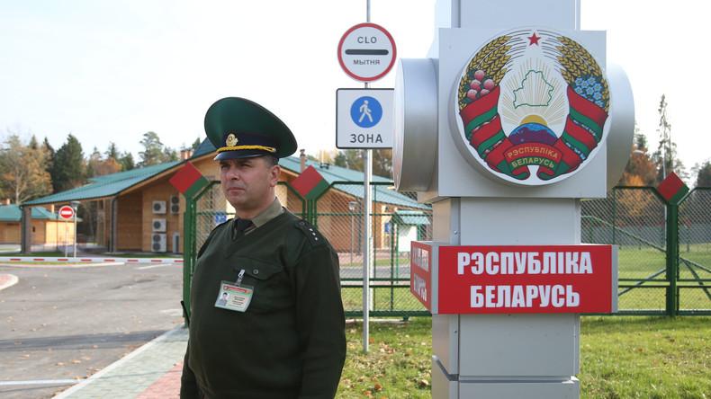 Weißrussland schafft Zentren für illegale Migranten – für sieben Millionen Euro von der EU