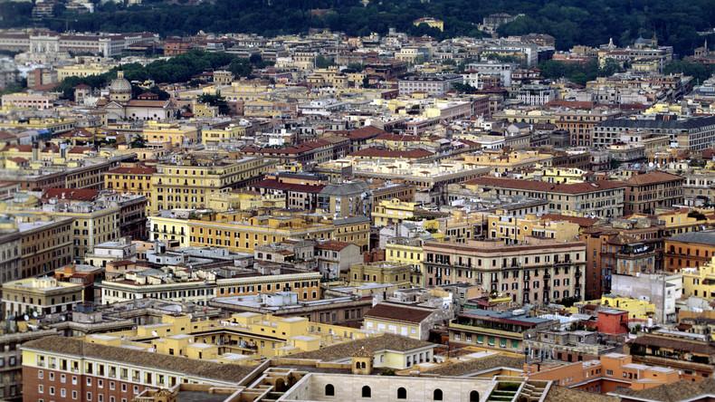 Erdbeben der Stärke  5,4 in Italien - U-Bahn in Rom evakuiert