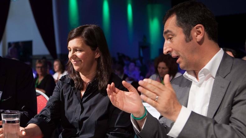 Özdemir und Göring-Eckardt werden Spitzenkandidaten der Grünen bei der Bundestagswahl