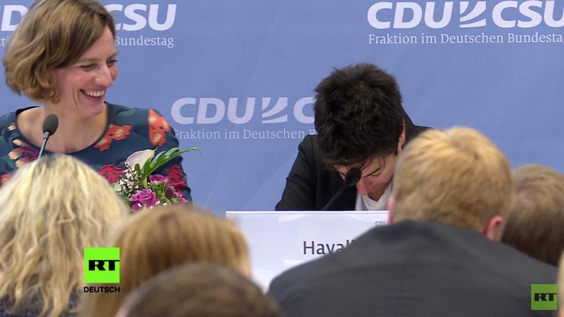 """""""Wir machen Fehler, aber niemals Desinformation"""": Dunja Hayali (ZDF) antwortet RT Deutsch"""
