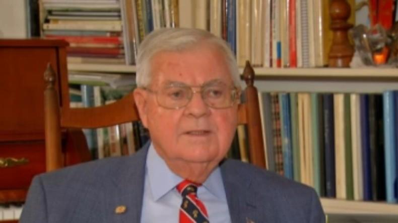 91-jähriger US-Amerikaner wird Präsidentenvereidigung zum 18. Mal beiwohnen