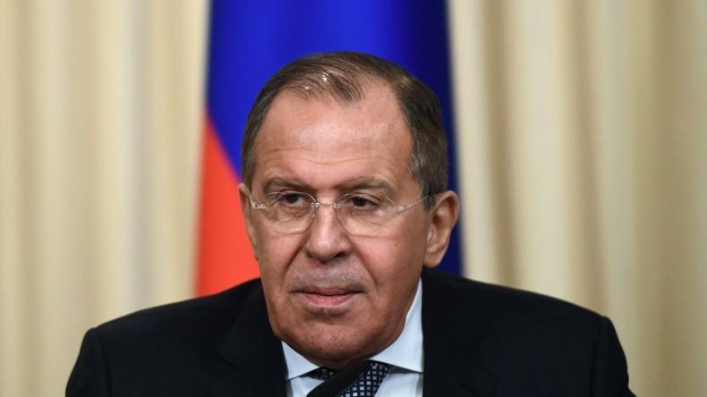 Lawrow: Russland hat USA zu Syrien-Gesprächen in Astana eingeladen