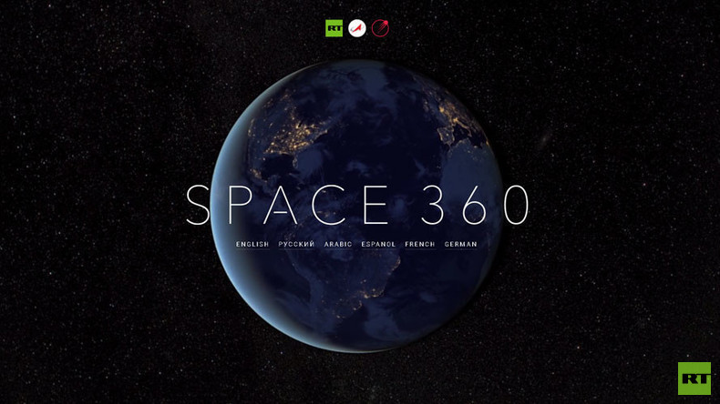 Weltall 360°: Frühstück auf der ISS