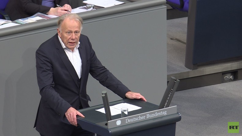 Zündstoff im Bundestag: 4.000 US-Soldaten sind keine Bedrohung