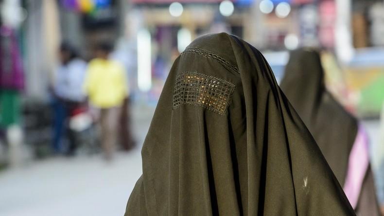 Bundesverfassungsschutz: IS wirbt immer mehr Frauen und Kinder an