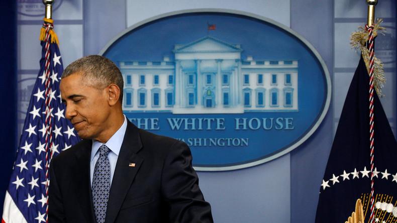 """Barack Obama: """"Amerika ist kein Alleinprojekt eines einzigen Menschen"""""""