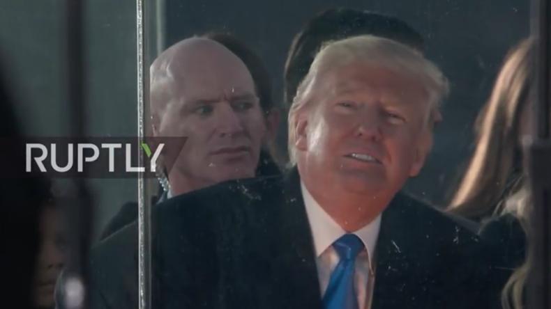 Live ab 17:00 Uhr: Donald Trump wird in Washington zum 45. US-Präsidenten vereidigt