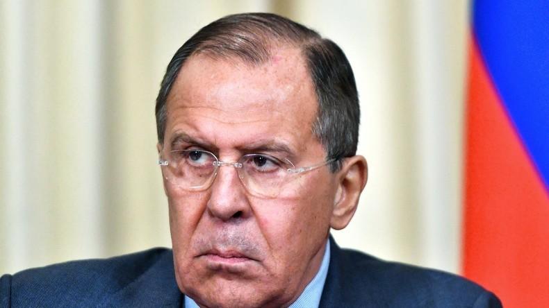 Lawrow: Russland lädt USA zu Syrien-Gesprächen nach Astana ein