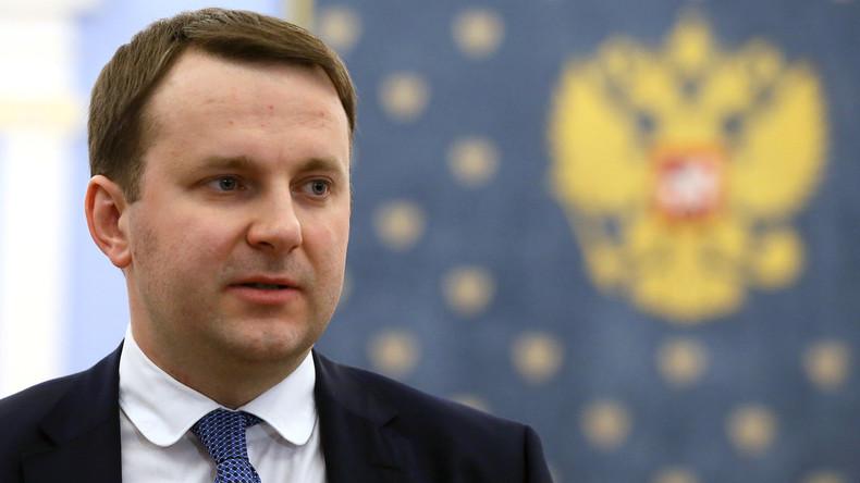 """Wirtschaftsminister: """"2017 werden alle Sektoren in Russland wachsen"""""""