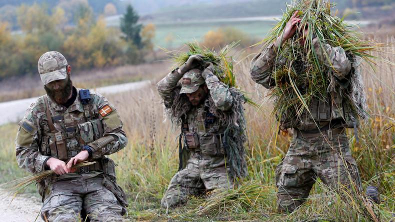 Dänemark verlegt Sondereinsatzkräfte nach Syrien zum Kampf gegen IS