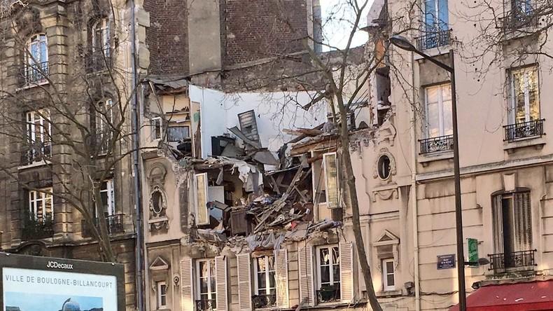 Heftige Explosion in Vorort von Paris – mindestens fünf Verletzte