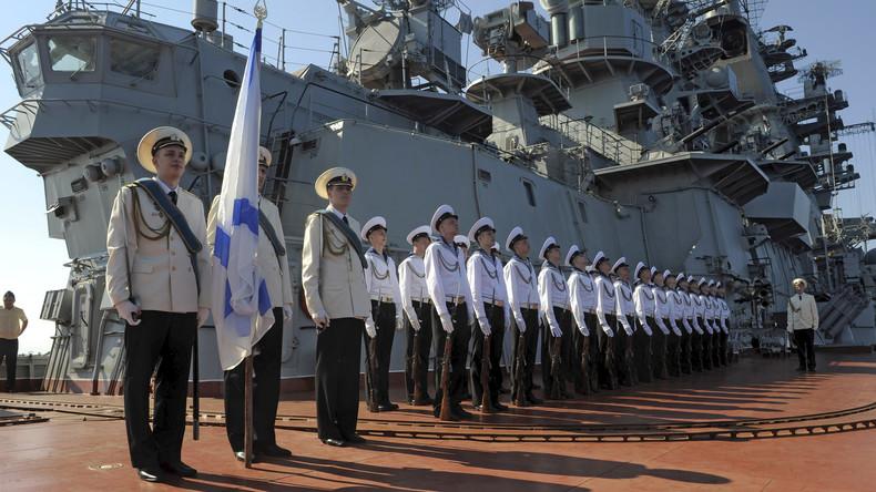 Russland kann auf seinem Seestützpunkt im syrischen Tartus elf Kriegsschiffe stationieren