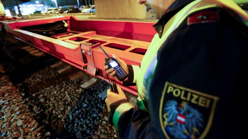 Terrorverdächtiger in Wien dingfest gemacht